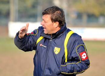 """Caldiero vince a Valdagno e vola via. Il presidente Berti: """"Fuga? Io dico che con due punti siamo salvi"""""""