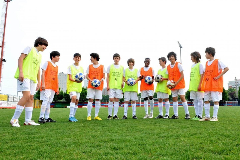 Udinese Champions Cup presso gli impianti della Pol. La Vetta Domegliara