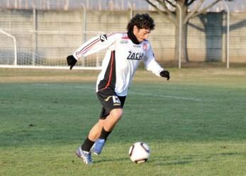 """Prova, Fortunato brinda alle cento presenze con goal e tre punti: """"Un onore indossare la fascia di capitano"""""""