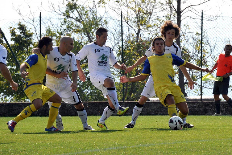 Top 22 Calcio Dilettante vs Chievo Verona – Edizione 2012