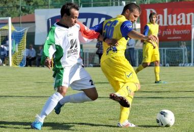 """Cherobin, il ginocchio fa crac. Ma il terzino del San Martino non perde il sorriso: """"Ci sarò per il girone di ritorno"""""""