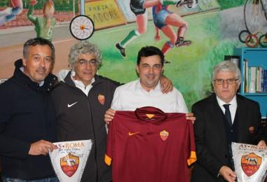 Cadore-Roma, è ufficiale l'affiliazione. Presentato il progetto voluto dal Dt Scappini