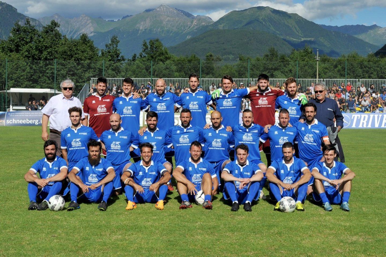 Top 22 Calcio Dilettante vs Hellas Verona – 2016