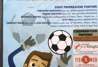 Camp per i portieri a Legnago: tutte le informazioni