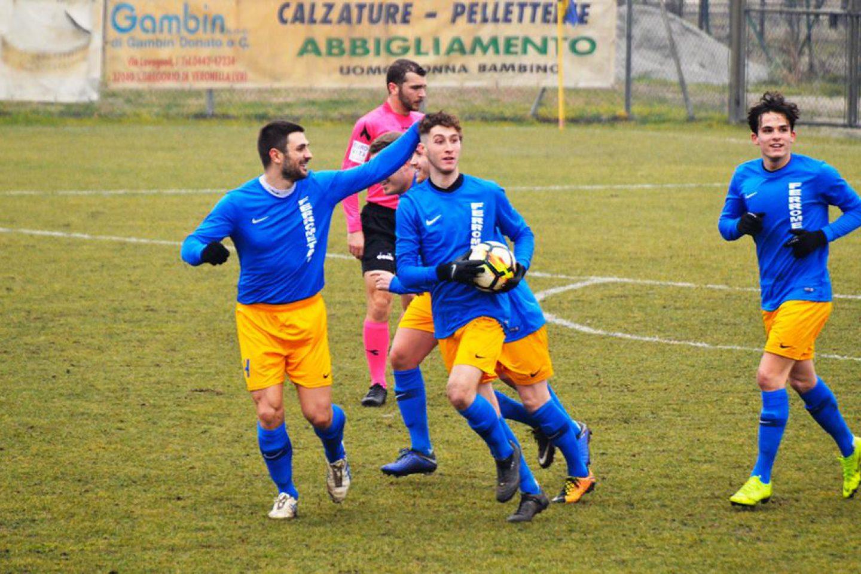 """Aurora, aggancio ai play-off. Franchetto in gol: """"Successo importante. Ora serve continuità"""""""